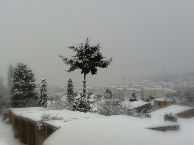 prague snow 3