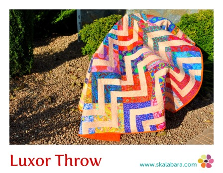 Luxor Throw