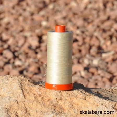 aurifil mako 50/2 thread - skalabara.com