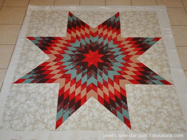 janets lone star quilt - skalabara.com