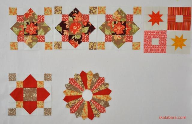 my design wall in may - skalabara.com