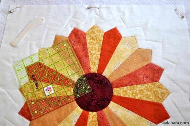 dresden plate quilt 1 - skalabara.com