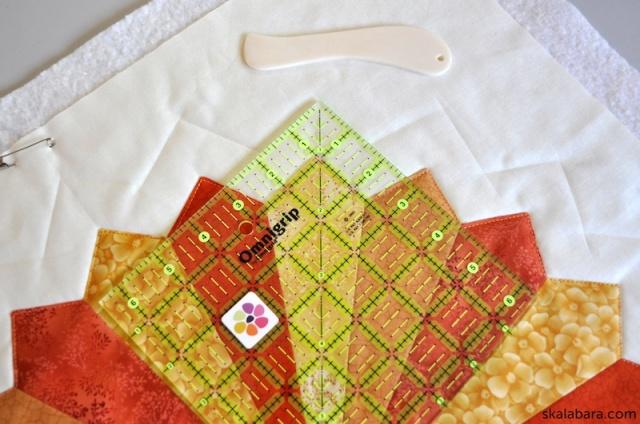 dresden plate quilt 3 - skalabara.com