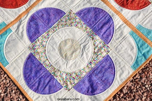 lilac drunkard's path 3 - skalabara.com