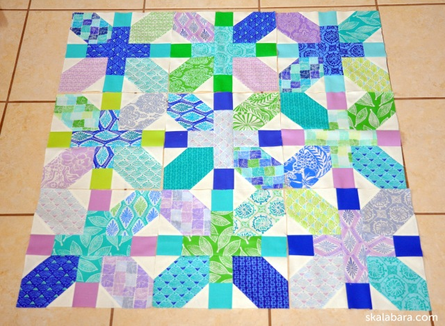 x and cross quilt - skalabara.com
