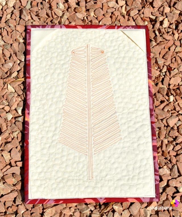 feather back - skalabara