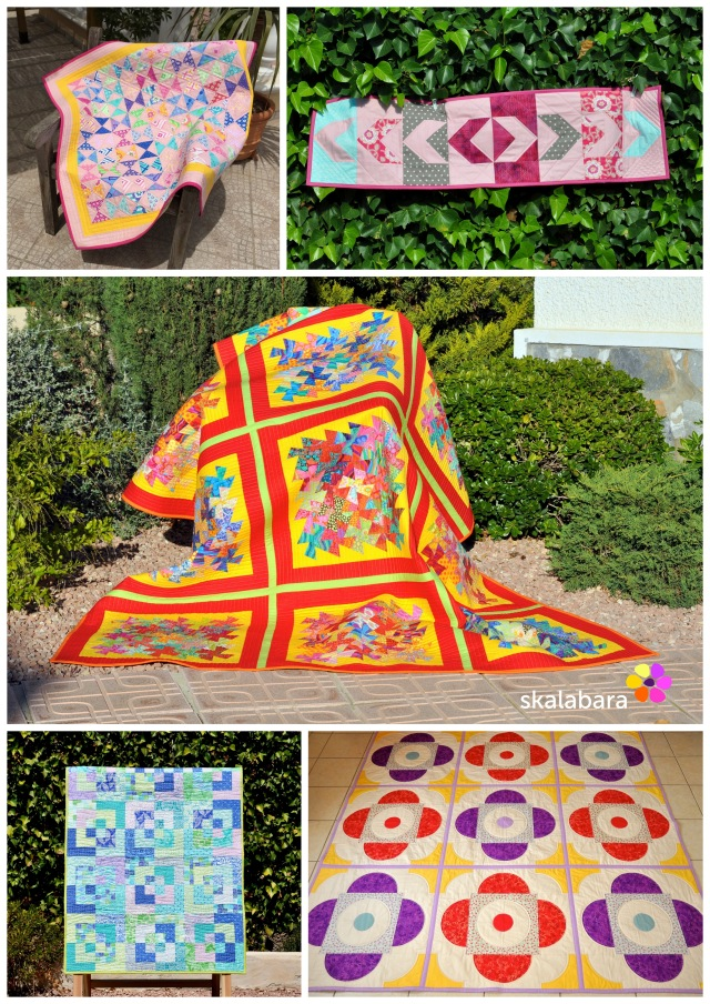 2015 quilts and pillows by skalabara