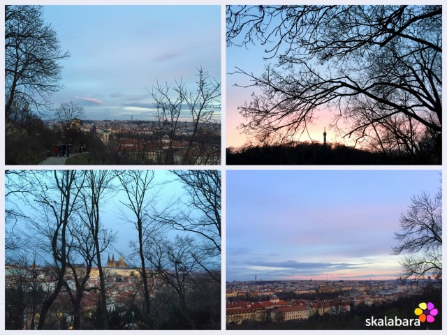 late afternoon in Prague - skalabara