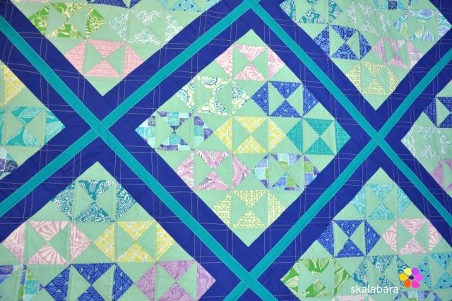 quilt detail sheila - skalabara