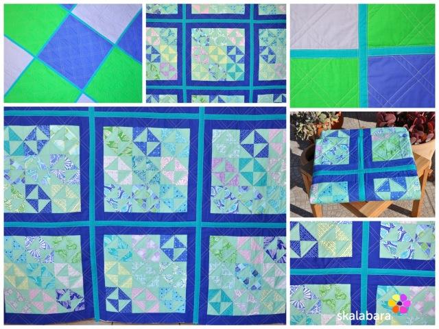 quilt sheila collage - skalabara