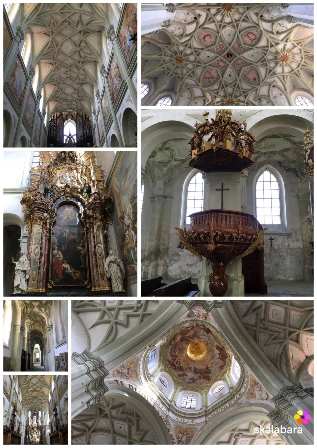 santini - kladruby collage