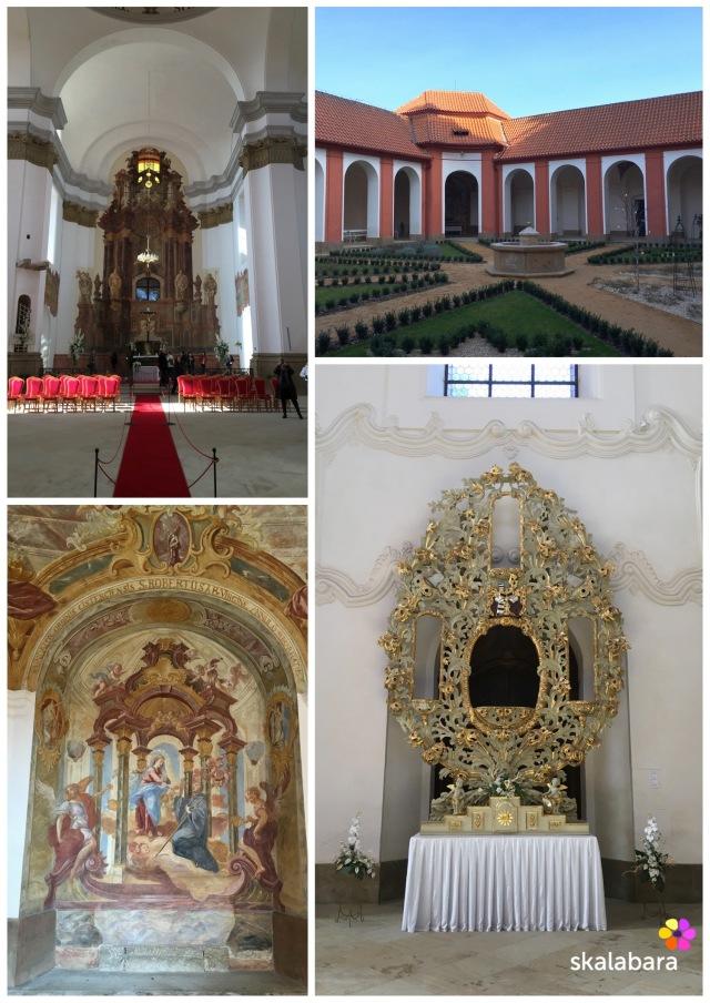santini - marianska tynice collage