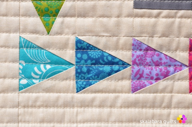cathedral cologne block detail 1 - skalabara quilts