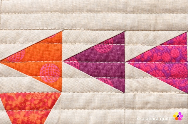 cathedral cologne block detail 2 - skalabara quilts