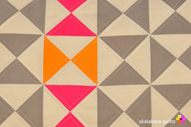 cushion cover hourglass detail 1 - skalabara quilts
