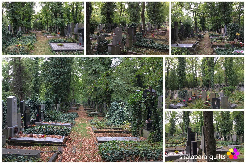 malvazinky cementary prague - skalabara quilts