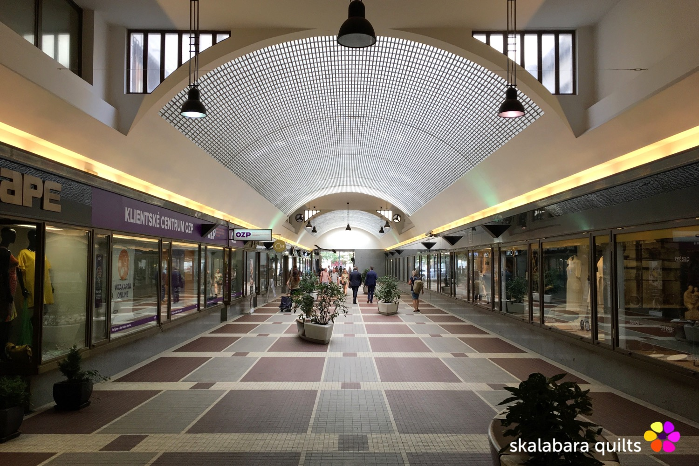passage of czech design prague - skalabara quilts