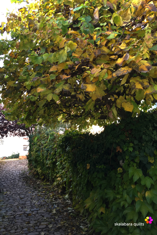 autumn impressions prague 2 - skalabara quilts