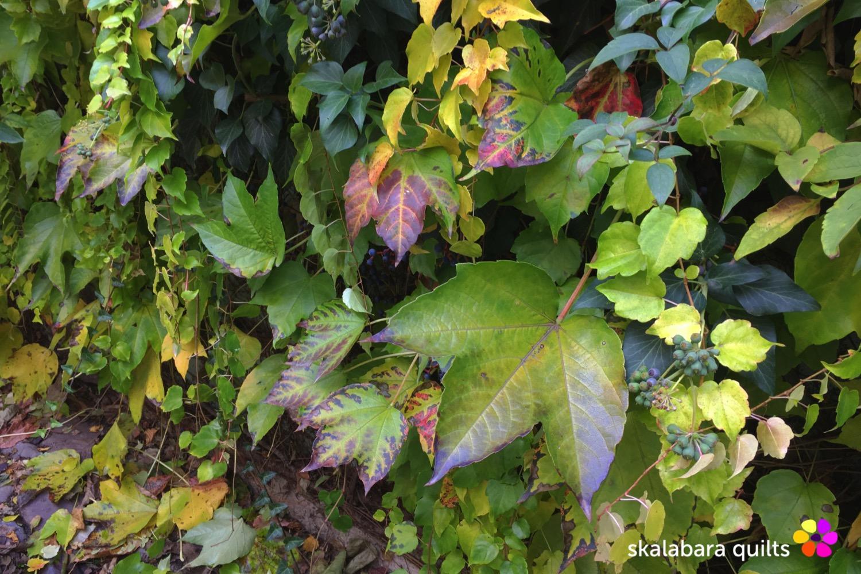 autumn impressions prague 4 - skalabara quilts