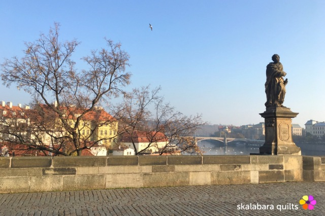charles bridge 3 - skalabara quilts