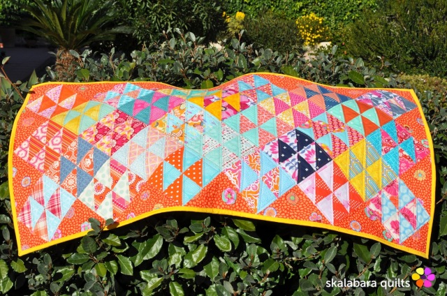 chair cover quilt 1 - skalabara quilts