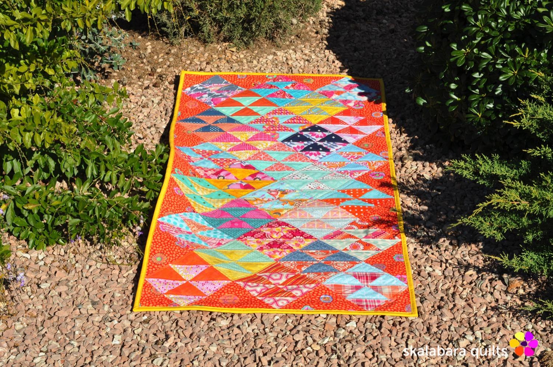 chair cover quilt 2 - skalabara quilts