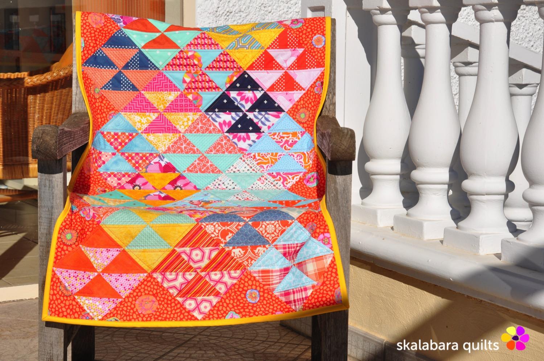 chair cover quilt 3 - skalabara quilts