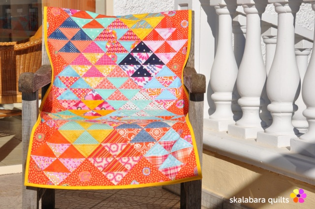 chair cover quilt 3 - skalabara quilts