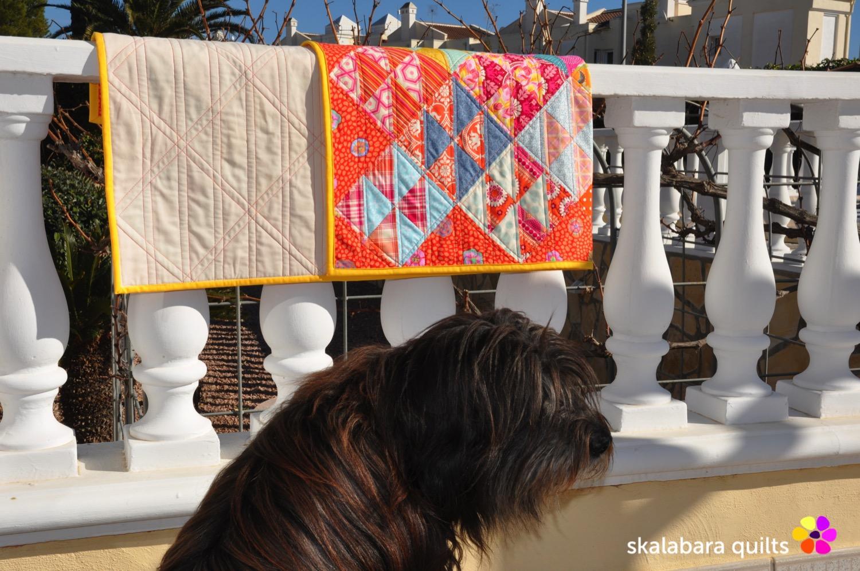 chair cover quilt 4 - skalabara quilts
