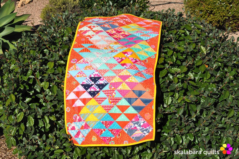 chair cover quilt 5 - skalabara quilts