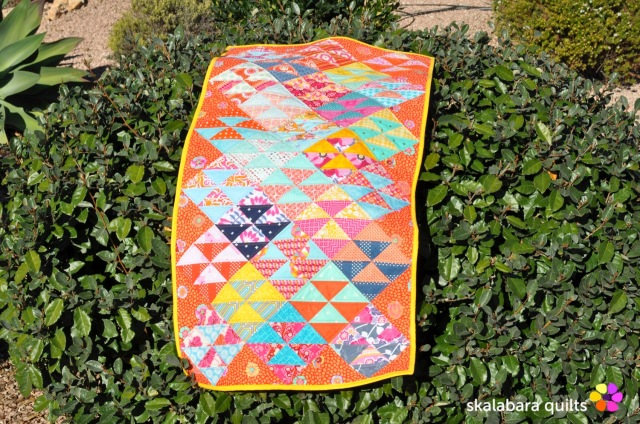 chair cover quilt 5 - skalabara quilts
