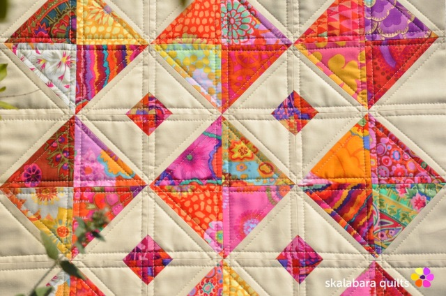 hst cushion cover 2 - skalabara quilts