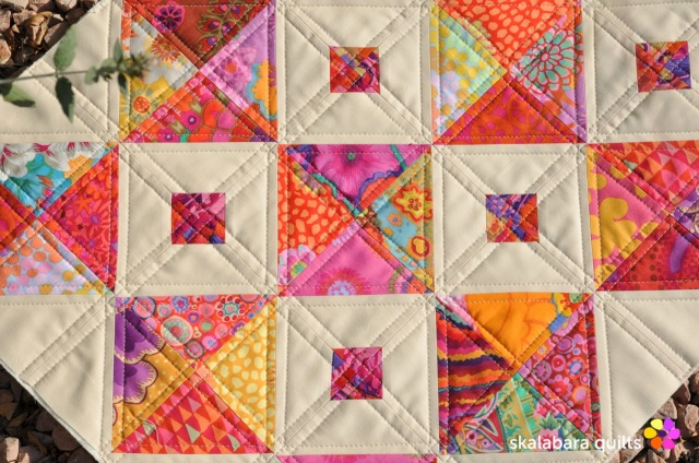 hst cushion cover 3 - skalabara quilts