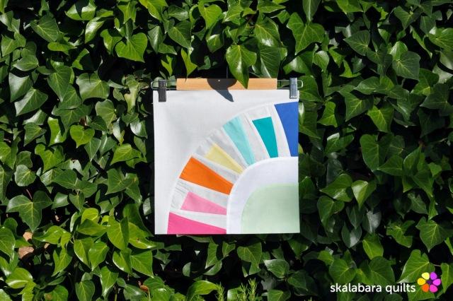 summer sampler 2019 block 14 - skalabara quilts
