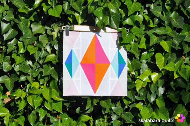 summer sampler 2019 block 20 - skalabara quilts