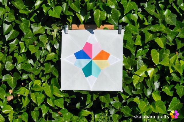 summer sampler 2019 block 21 - skalabara quilts