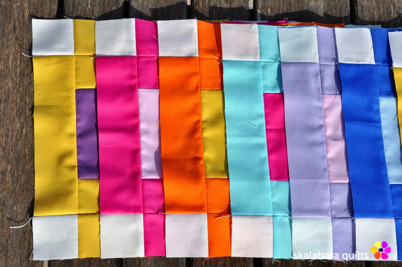radiate block 4 - skalabara quilts