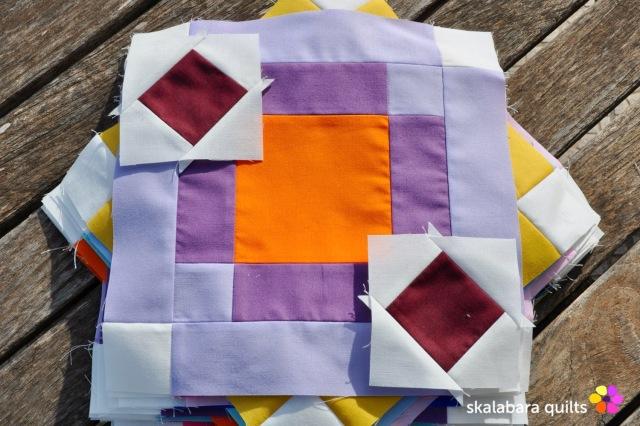 radiate block 7- skalabara quilts