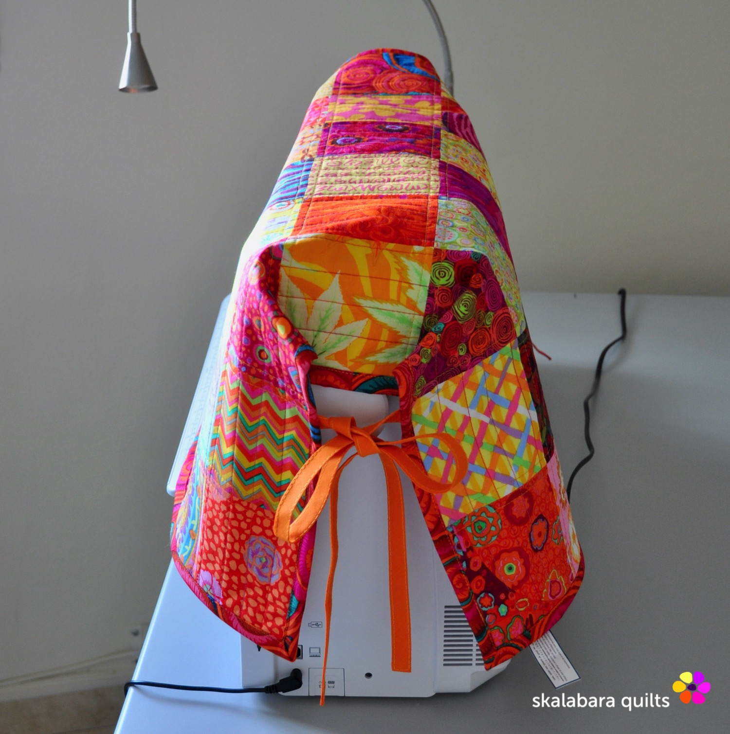 sewing machine cover 3 - skalabara quilts