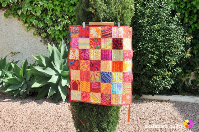 sewing machine cover 5 - skalabara quilts