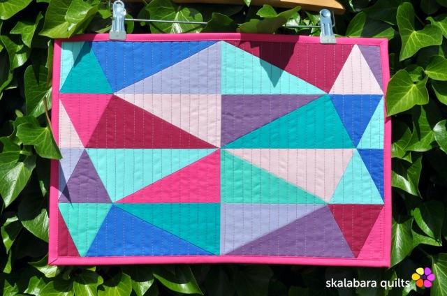 placemats 3 - skalabara quilts