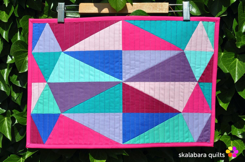 placemats 4 - skalabara quilts