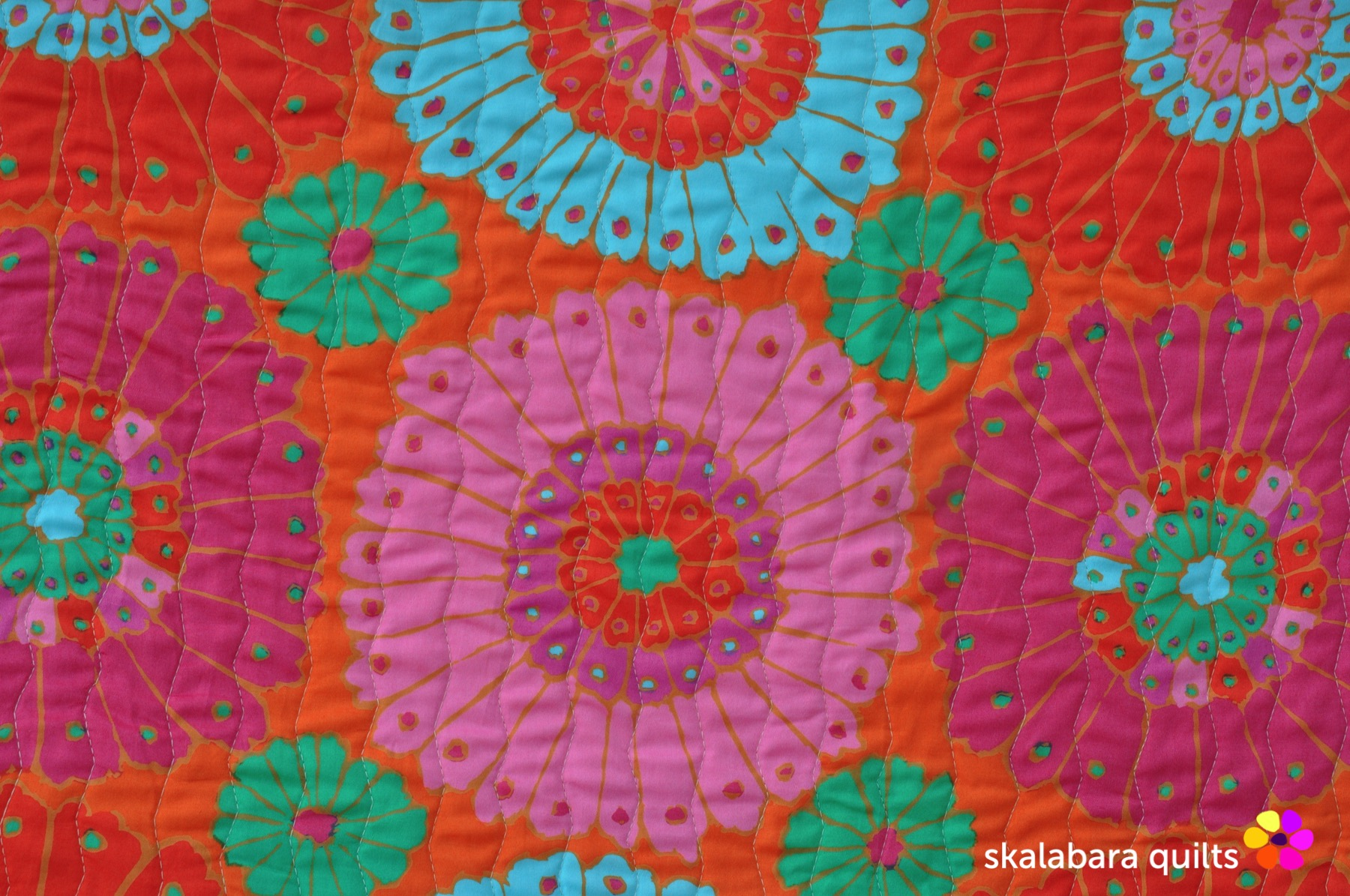 modern sampler back 4 - skalabara quilts