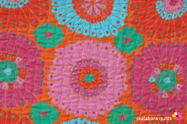 modern sampler back 4 - skalabara quilts
