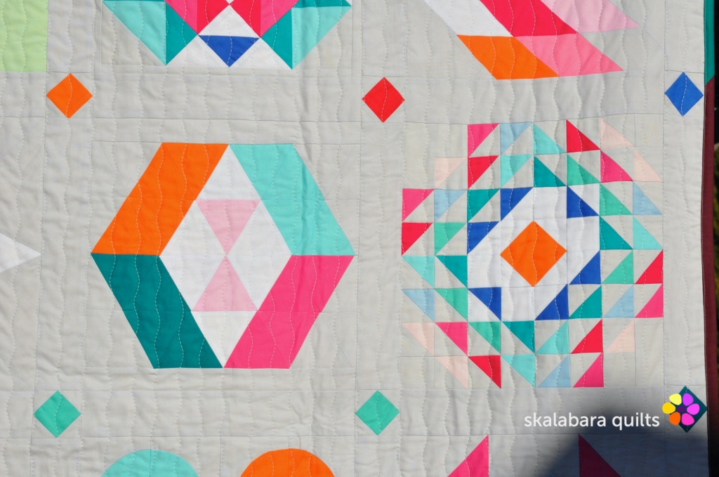 21 summer sampler 2019 detail 6 - skalabara quilts