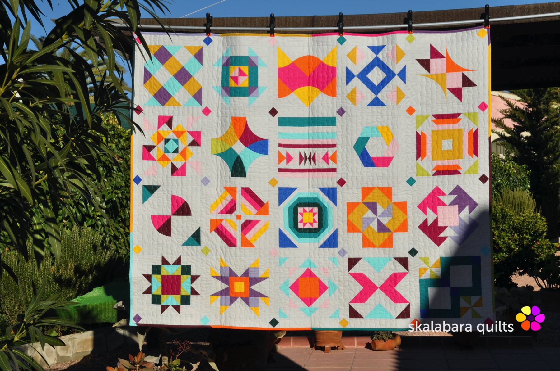21 summer sampler 2020 1 - skalabara quilts