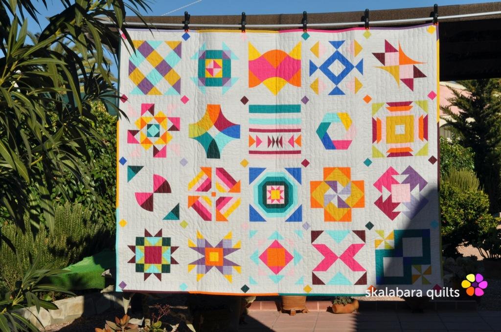 21 summer sampler 2020 1 - skalabara quilts
