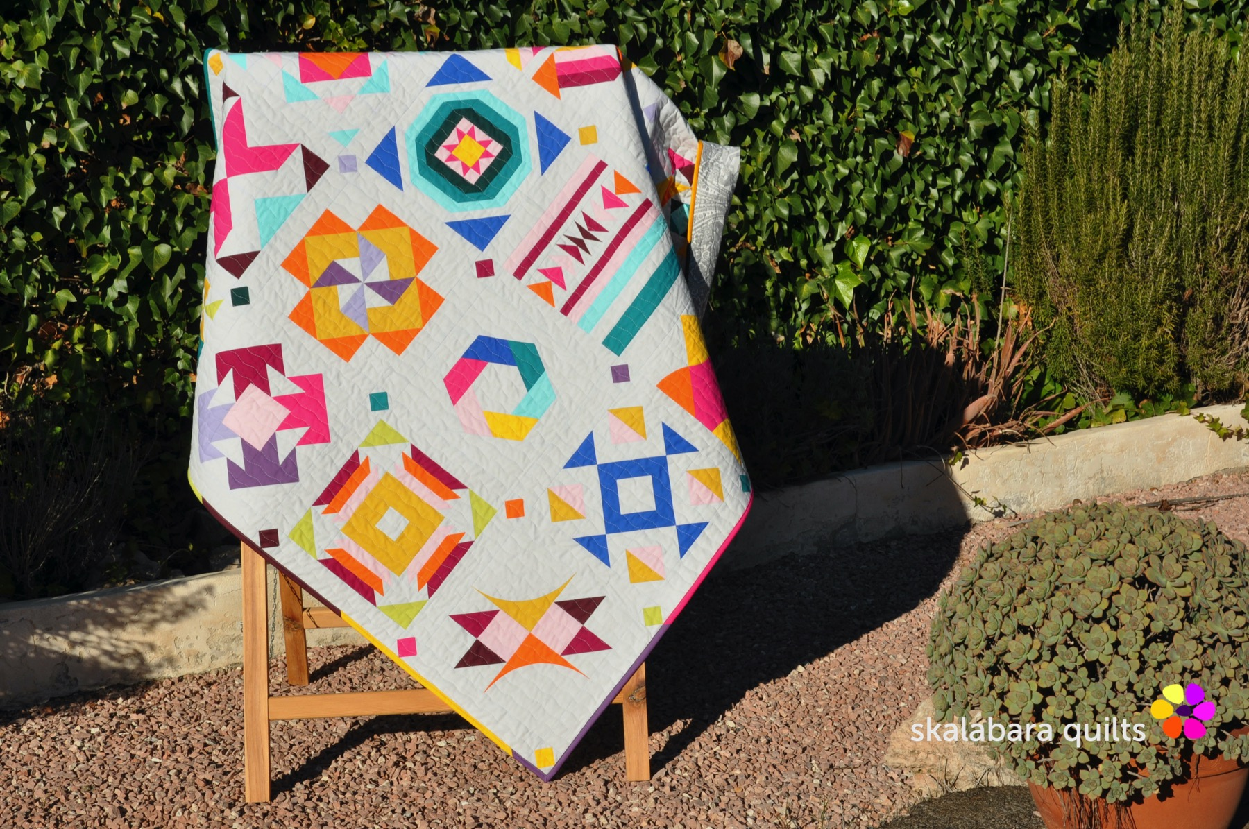 21 summer sampler 2020 3 - skalabara quilts