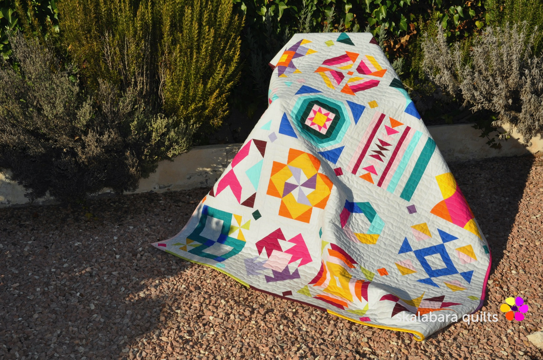 21 summer sampler 2020 4 - skalabara quilts