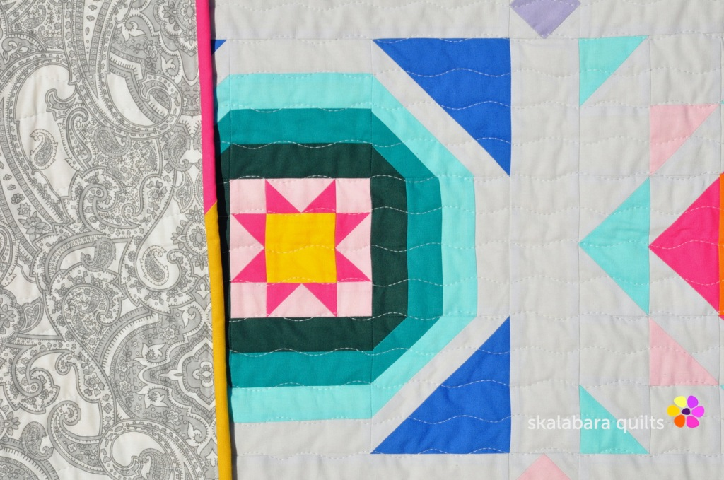 21 summer sampler 2020 backing 3 - skalabara quilts